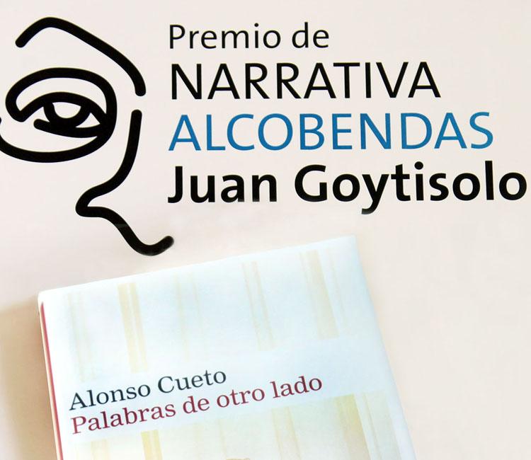 """Presentación en Alcobendas de """"Palabras de otro lado"""" de Alonso Cueto"""