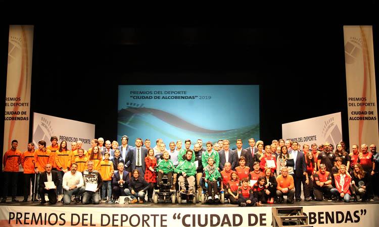 Alcobendas premia a los Mejores Deportistas Locales de 2019