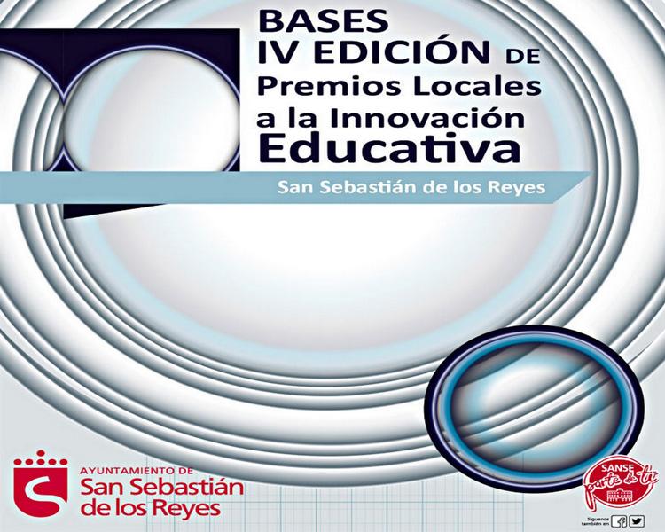 Sanse convoca los Premios Locales a la Innovación Educativa