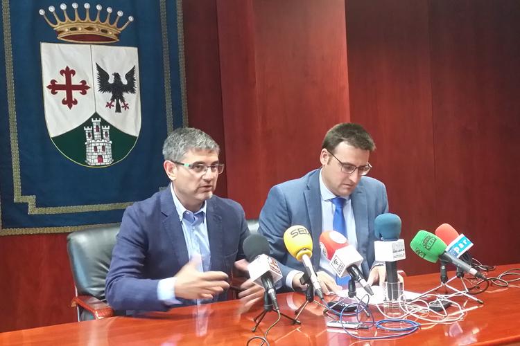 Presentado el nuevo Gobierno Local de Alcobendas con pacto entre PSOE y CIUDADANOS
