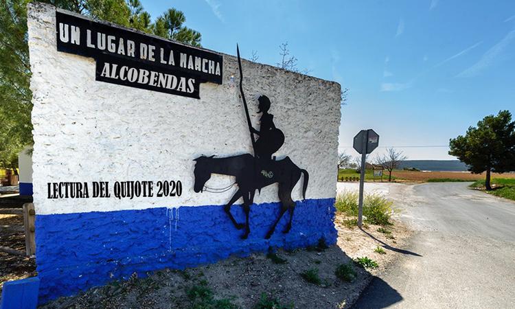 """Lectura virtual de """"El Quijote"""" en Alcobendas por el COVID-19"""