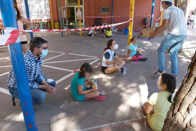El Ayuntamiento de Alcobendas suspende la Colonia Infantil de Verano por un caso de Coronavirus