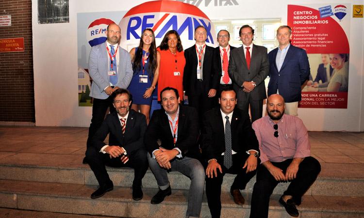 Remax Óptima inaugura oficinas en Alcobendas