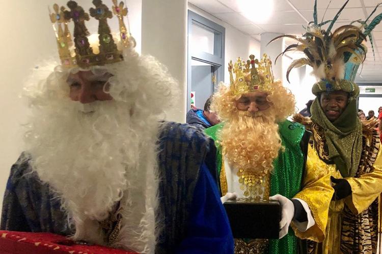 Sanse transforma su tradicional cabalgata con dos eventos que harán posible que los Reyes Magos visiten la ciudad
