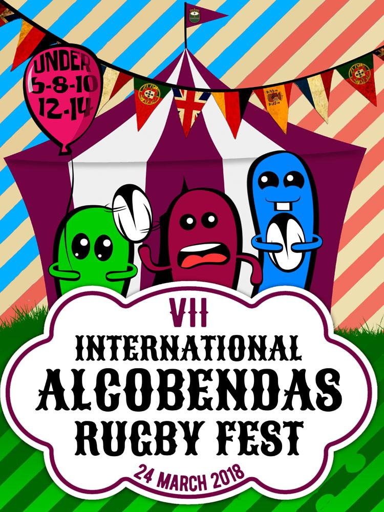 El Club Alcobendas Rugby celebra la VII Edición de su torneo internacional RugbyFest