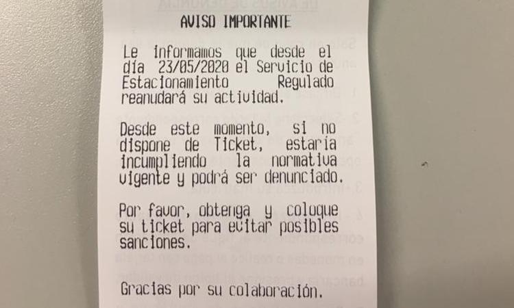 Alcobendas establece de nuevo, desde mañana, el Servicio de Estacionamiento Regulado…pero sin multas