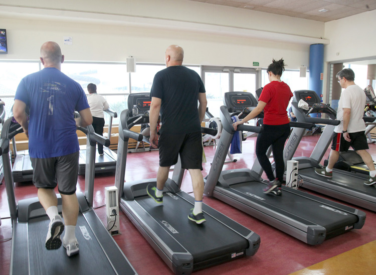 Objetivo: mejorar las Salas Fitness de Alcobendas