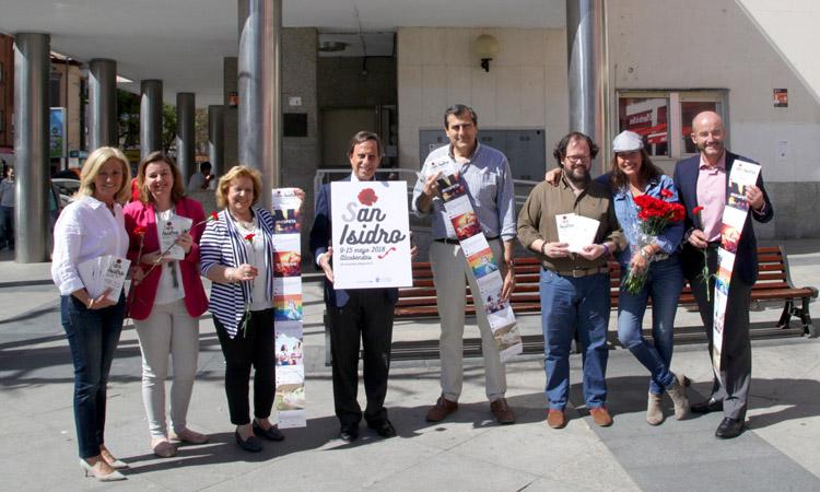 Todo listo en Alcobendas para San Isidro 2018