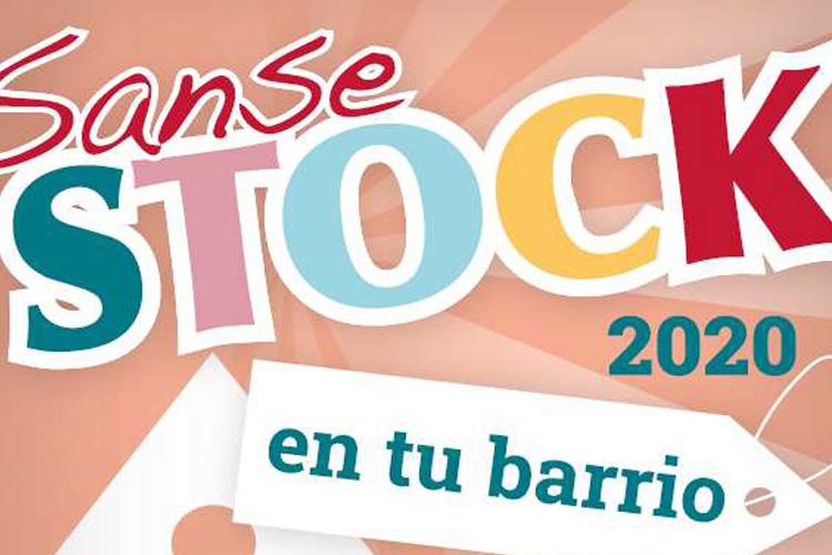'Sansestock 2020' acerca sus mejores ofertas a los barrios, del 20 al 29 de noviembre