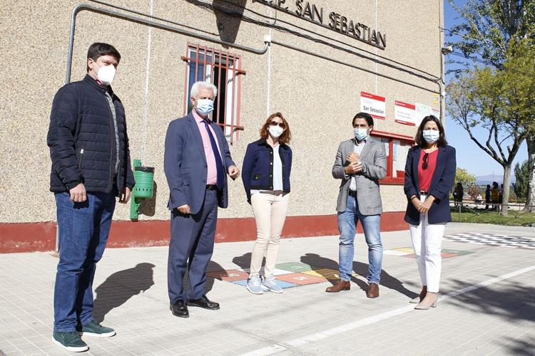 El Ayuntamiento de Sanse instala tres nuevas calderas