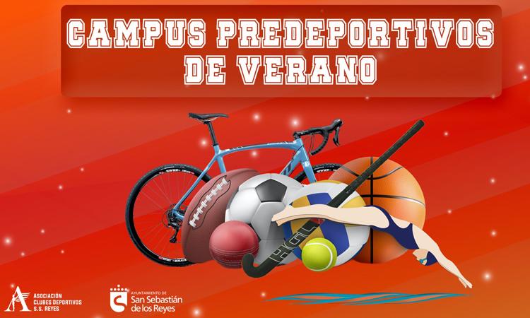 El Ayuntamiento de Sanse y la Asociación de Clubes Deportivos de Sanse presentan los Campus Deportivos para el Verano 2021