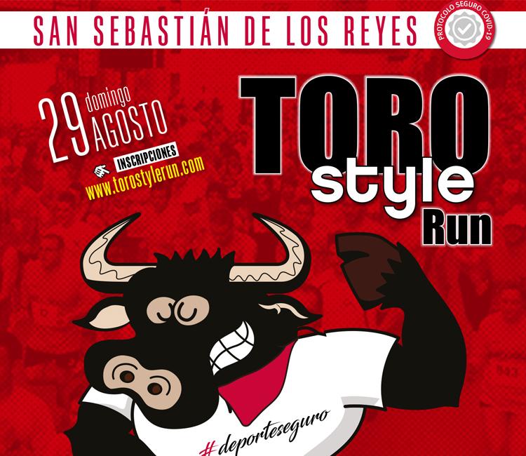 Más de 1.100 participantes podrán correr en la 'Toro Style Run' el 29 de agosto de Sanse