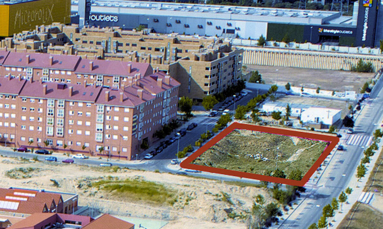 El Pleno de San Sebastián de los Reyes aprueba el estudio de detalle para la construcción del Centro de Salud de Dehesa Vieja