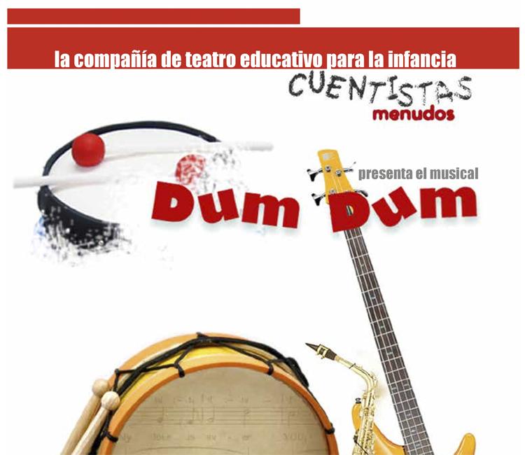 Teatro musical infantil para celebrar la Semana del Libro de San Sebastián de los Reyes
