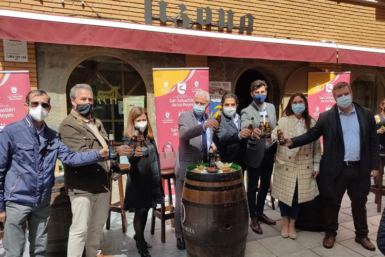 San Sebastián de los Reyes celebra de forma diferente y segura la caldereta del 2 de mayo, fecha de la fundación de la ciudad
