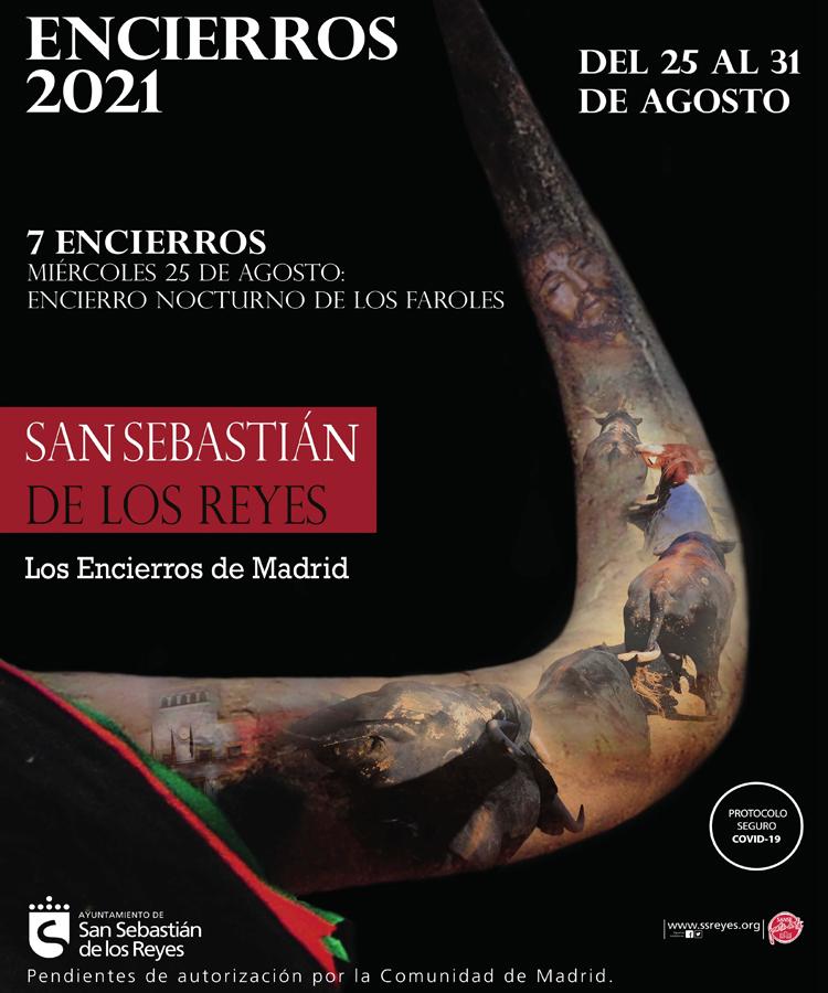 El Ayuntamiento de San Sebastián de los Reyes abre la inscripción previa para corredores y público de los siete encierros de finales de agosto
