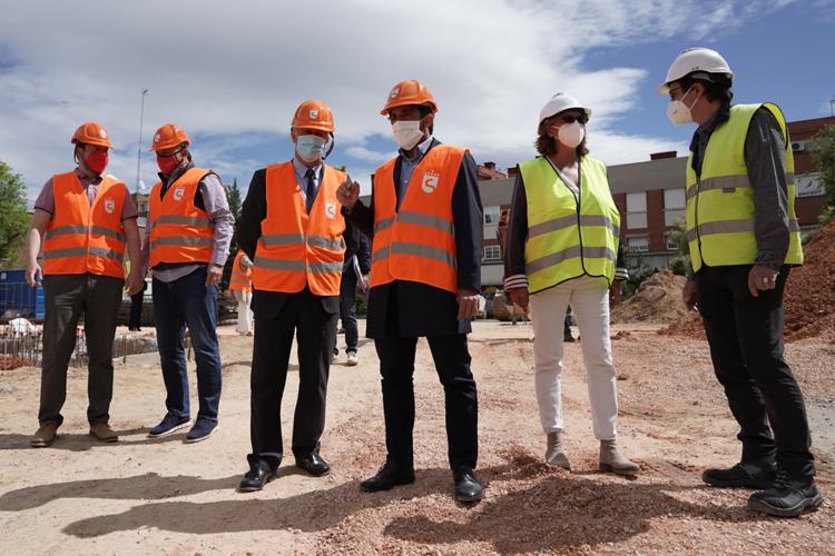 El Ayuntamiento de Sanse anuncia que el Pabellón y las Pistas Deportivas del Colegio Buero Vallejo estarán disponibles en Verano de 2022