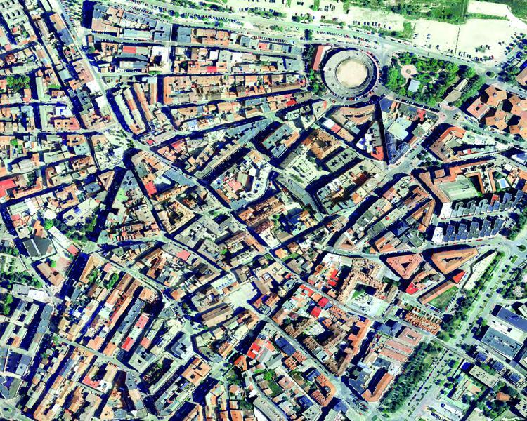 San Sebastián de los Reyes realiza, por primera vez, una ortofoto digital de su zona urbana