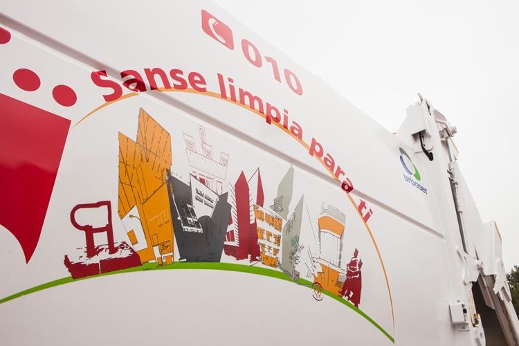 La pandemia y el confinamiento afectaron de manera distinta a la recogida de residuos urbanos en San Sebastián de los Reyes