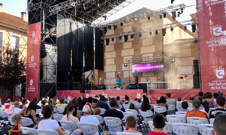 Amplia asistencia en San Sebastián de los Reyes a la Semana Cultural del Cristo de los Remedios batiendo récords de seguridad