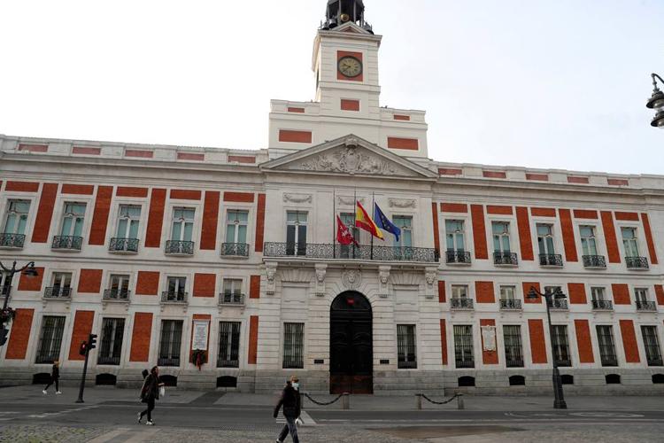 Se ha celebrado una nueva reunión del Grupo COVID-19, de Cooperación Reforzada, en la Real Casa de Correos