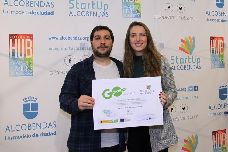 Doozymob, mejor proyecto del StartUp Alcobendas 2017