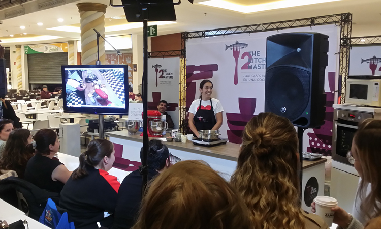 Recta final de The Kitchen Masters 2 en Plaza Norte 2