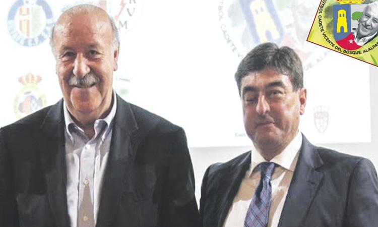 """Todo listo para el III Torneo de Fútbol """"Vicente Del Bosque"""""""
