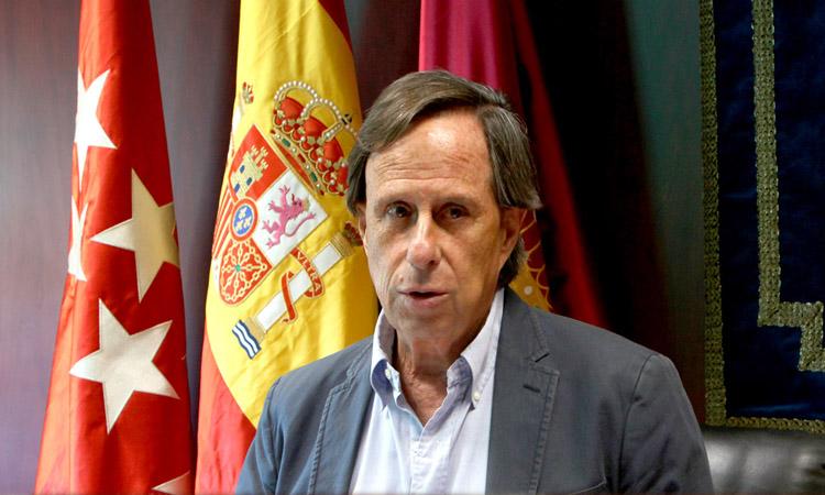 Ignacio García de Vinuesa se presentará a la reelección
