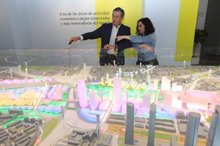 La Comunidad de Madrid aprueba el Proyecto Madrid Nuevo Norte