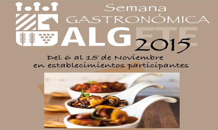 'I Semana Gastronómica' de Algete
