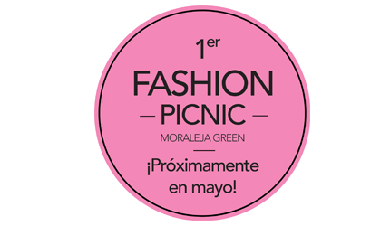 Moraleja Green celebra el primer Fashion Picnic a partir del 8 de mayo