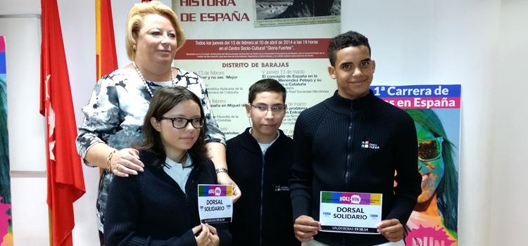 'Holi Run', La Primera Carrera de Colores de España, vuelve a Barajas, el próximo 19 de octubre