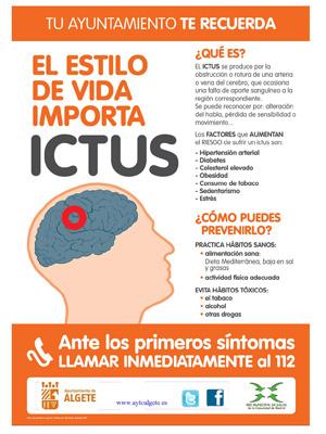 Algete organiza actividades para ayudar a la prevención del Ictus