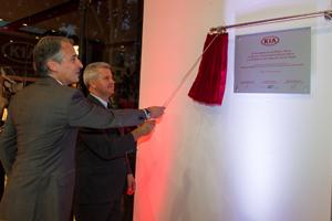 Kia inaugura nuevas instalaciones de su filial, KMIb Retail, en San Sebastián de los Reyes