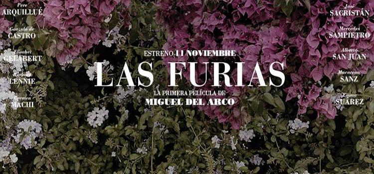 """Pre-estreno en Alcobendas de """"Las Furias"""", la nueva película del productor alcobendense Pedro Hernández"""