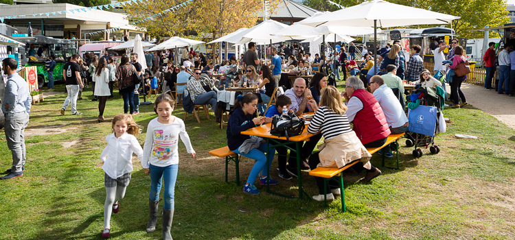 2º Beer Street Food Festival de Moraleja Green