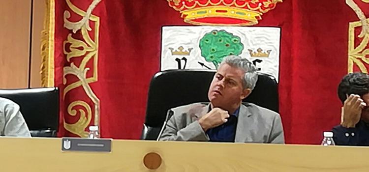 El alcalde, Narciso Romero, culmina las conversaciones para la renovación del Gobierno de San Sebastián de los Reyes