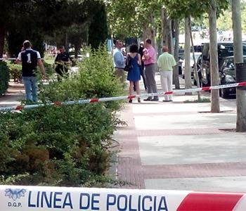Se suicida el inspector de polic�a que se hab�a atrincherado en un restaurante chino de Alcobendas