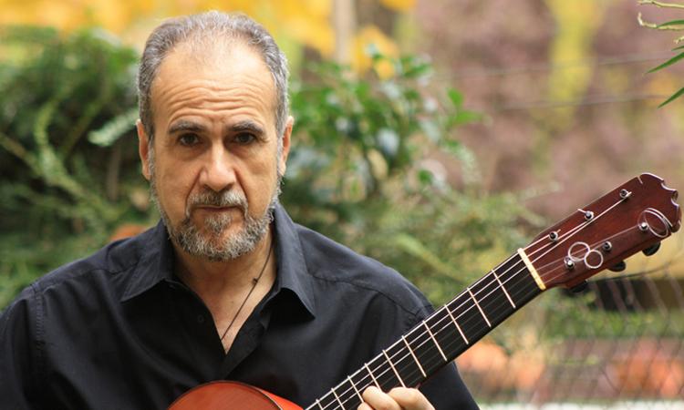 Pedro María Rivera en concierto en San Sebastián de los Reyes