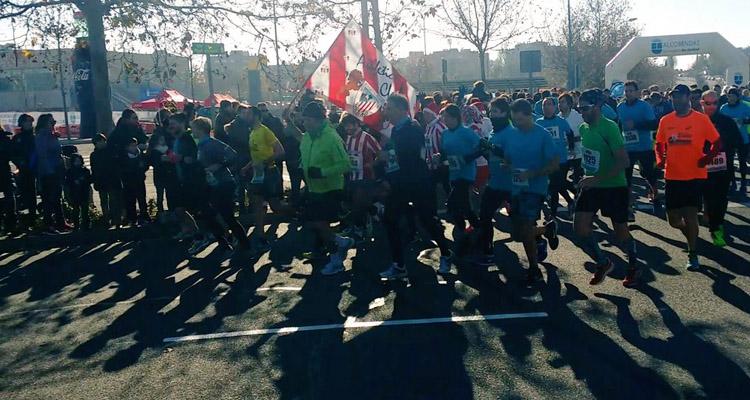 ¡EN MARCHA LA SAN SILVESTRE DE ALCOBENDAS 2015!