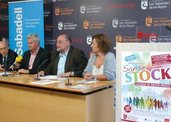 Presentada la feria a cargo del alcalde, Narciso Romero, y del concejal de Desarrollo Local, Miguel �ngel Fern�ndez