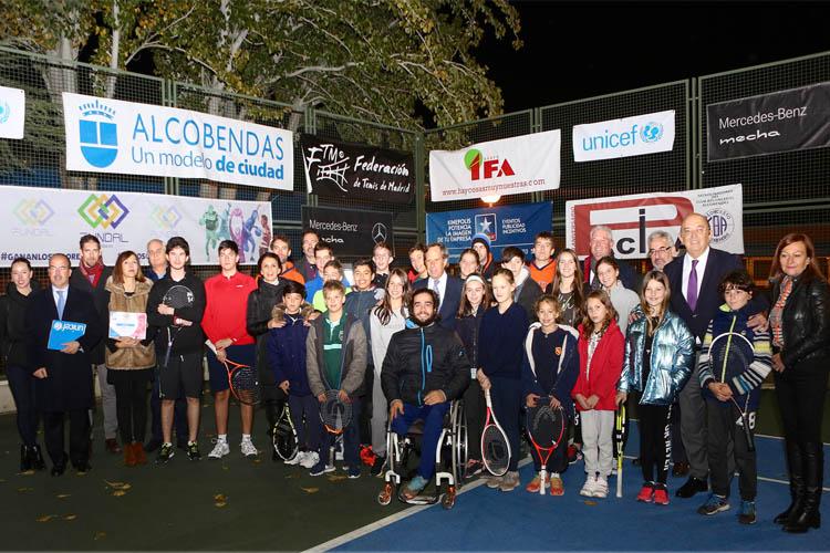 Presentado el XVII Torneo Menina de Alcobendas