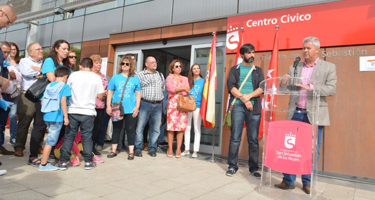 El nuevo Centro C�vico de Sanse se llamar� �Pepe Viyuela�
