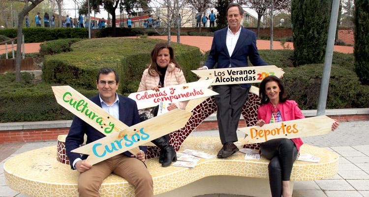 """El Ayuntamiento presenta """"Los Veranos de Alcobendas 2017"""""""