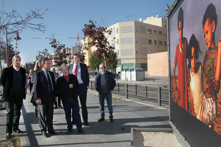 Navia. 32 fotografías, la nueva muestra del Bulevar Salvador Allende