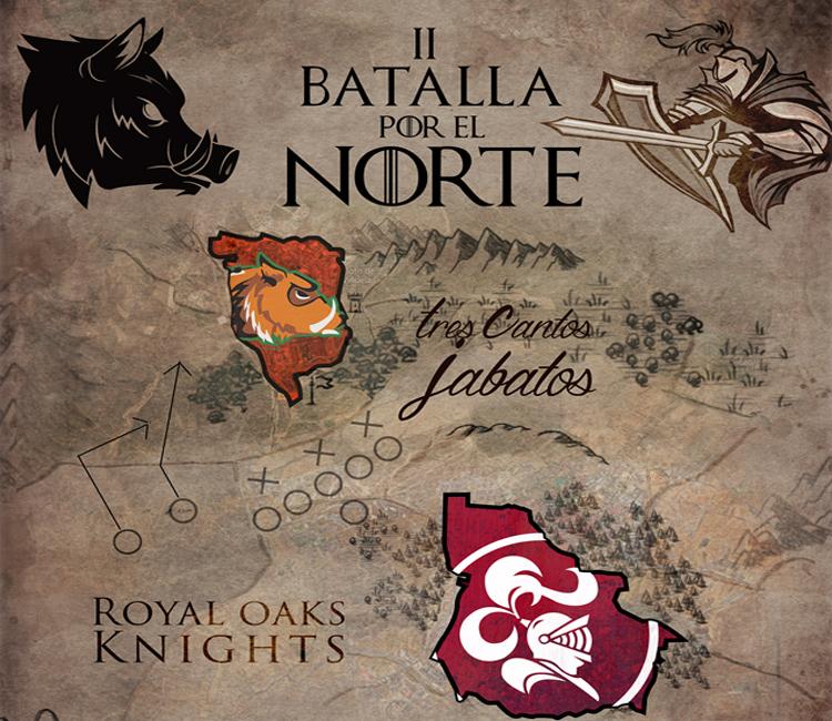 Jabatos – Knights: II Batalla por el norte de Madrid