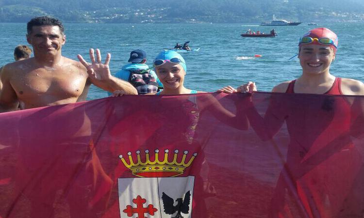 Java Sanz sigue paseando con orgullo el nombre de Alcobendas por España