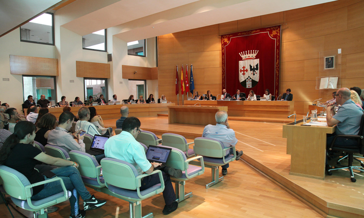 Alcobendas aprueba un superávit consolidado de 9.471.000 euros