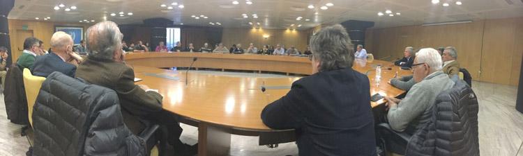 La Plataforma vecinal en apoyo de DCN lamenta que el Ayuntamiento insista en partir de cero en el proyecto para remodelar la zona norte de Madrid